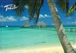 1 AK Französisch-Polynesien / French Polynesia * Ansicht Der Insel Tahiti * - French Polynesia