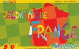 SCHEDA TELEFONICA PREPAGATA FRANCIA (CC25 - France