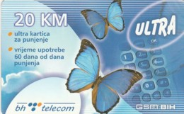 SCHEDA TELEFONICA PREPAGATA BOSNIA ERZEGOVINA (CC78 - Bosnia