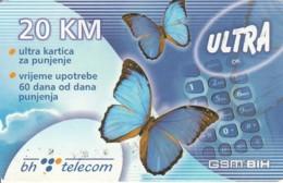 SCHEDA TELEFONICA PREPAGATA BOSNIA ERZEGOVINA (CC79 - Bosnia