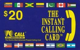 SCHEDA TELEFONICA PREPAGATA STATI UNITI (CC139 - Andere