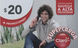 SCHEDA TELEFONICA PREPAGATA ARGENTINA (CC166 - Tunisia
