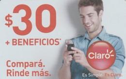 SCHEDA TELEFONICA PREPAGATA ARGENTINA (CC167 - Tunisia