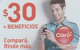SCHEDA TELEFONICA PREPAGATA ARGENTINA (CC167 - Tunisie