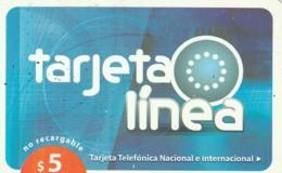 SCHEDA TELEFONICA PREPAGATA ARGENTINA (CC168 - Tunisia