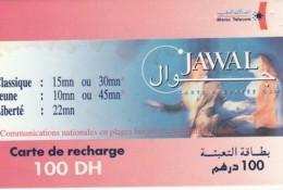 SCHEDA TELEFONICA PREPAGATA MAROCCO (CC179 - Morocco