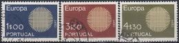 PORTUGAL 1970 Nº 1073/75 USADO - Used Stamps