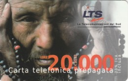 SCHEDA TELEFONICA PREPAGATA ITALIA (CC483 - Italie