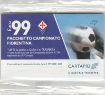 CARTA ACCESSO TV NUOVA NON ATTIVA (CC544 - Altre Collezioni