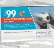 CARTA ACCESSO TV NUOVA NON ATTIVA (CC549 - Altre Collezioni