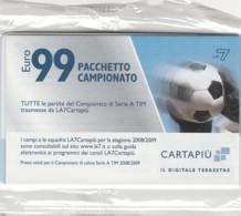 CARTA ACCESSO TV NUOVA NON ATTIVA (CC552 - Altre Collezioni