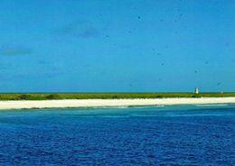 1 AK Insel Howland Im Pazifik * Mit Dem Amelia-Earhart-Signalturm - Errichtet 1938 - Außengebiet Der USA * - Ansichtskarten