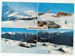 Suisse // Schweiz // Switzerland //  Grisons // Heinzenberg - GR Grisons