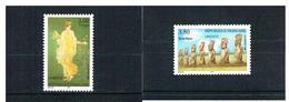 FRANCE - 1998 - N° 118 à 119 - U.N.E.S.C.O - NEUFS** - Y & T - COTE : 6.00 Euros - Service