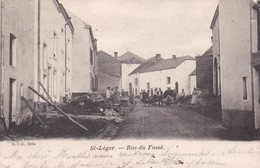 Saint Leger Rue Du Fosse DVD - Saint-Léger