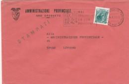 LETTERA 1978 L.70 TIMBRO HAI CONTROLLATO LA TUA PRESSIONE (LN202 - 6. 1946-.. Repubblica
