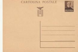 INTERO POSTALE NUOVO RSI CENT.30 (LN452 - 4. 1944-45 Repubblica Sociale