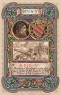 CARTOLINA NON VIAGGIATA PRIMI 900 S.PIVS V (LN523 - Papi