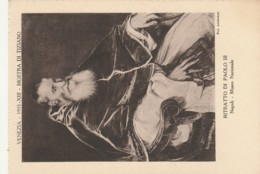 CARTOLINA NON VIAGGIATA 1935 PAOLO III (LN541 - Schilderijen