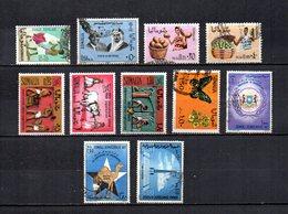 Somalia,  Rep.   1967-71  .   Y&T  Nº    69-74-85-87-107/109-115-122/123-138 - Somalia (1960-...)