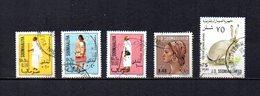 Somalia,  Rep.   1975-89  .   Y&T  Nº    178/179-183-287-358 - Somalia (1960-...)