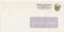 LETTERA 1980 TIMBRO ANCHE A GENOVA  (LN645 - 6. 1946-.. Repubblica