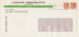 LETTERA 1979 TIMBRO VOTA PER L'EUROPA  (LN646 - 6. 1946-.. Repubblica