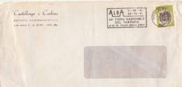 LETTERA 1974 TIMBRO ALBA FIERA DEL TARTUFO (LN658 - 6. 1946-.. Repubblica