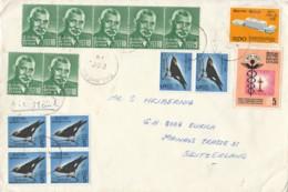 LETTERA DA CEYLON DIRETTA SVIZZERA CIRCA 1970 (LN695 - Sri Lanka (Ceylon) (1948-...)