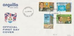 FDC 1995 ANGUILLA (LN698 - Anguilla (1968-...)