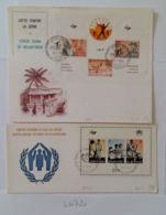 LOTTO 2 FDC BELGIO (LN720 - FDC