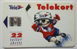 N 6  I, Icehockey , Used - Norvège