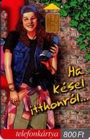TARJETA TELEFONICA DE HUNGRIA. Happy: Ha Késel.... HU-P-1999-26. (216) - Hungría