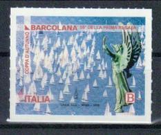 Italien 'Barcolana, Leuchtturmspitze Triest' / Italy 'Barcolana, Trieste Lighthouse Top' **/MNH 2018 - Lighthouses