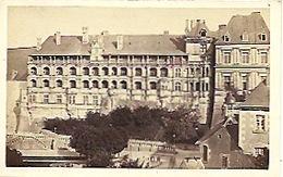 Photo 10,5 Sur 6,2 Photographe Mieusement . Blois Avant 1870 ? - Photographs