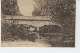 AUBAGNE - Le Pont De L'Ile Verte Sur L'Huveaune - Aubagne