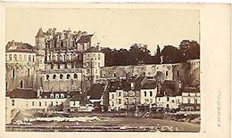 Photo 10,5 Sur 6,2 Photographe Mieusement . Blois Avant 1870 ? - Antiche (ante 1900)