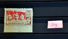 Vietnam Stamp Mao Leader China - Vietnam