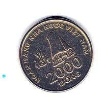 Peu Commune 2000 Dong  2003 UNC - Vietnam