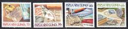 PAPOUASIE Nll GUINEE N° 503 à 506 Neufs** Cote 7.50€ - Papouasie-Nouvelle-Guinée