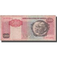 Billet, Angola, 500 Kwanzas, 1984, 1984-01-07, KM:120A, TB+ - Angola