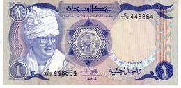 Sudan P.25 1 Pound 1983  Unc - Soudan