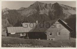 Austria - Marienruh - Innerlaterns - Hoch Gerach - Rankweil
