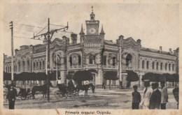 Moldova - Chisinau - Primaria - Moldova