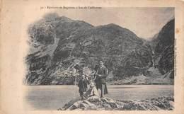 Les Hautes Pyrénées (65) - Environs De Bagnères - Lac De Caillaouas - Bagneres De Bigorre