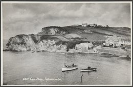 Lee Bay, Ilfracombe, Devon, C.1930s - Sweetman RP Postcard - Ilfracombe