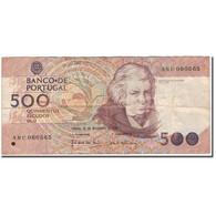 Billet, Portugal, 500 Escudos, 1987-11-20, KM:180a, TB - Portugal