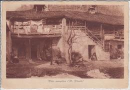 VITA SEMPLICE  A. PIATTI  VIAGGIATA  1937  PIACENZA - Italie