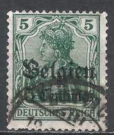 Belgium, (Under German Occupation) 1914. Scott #N2 (U) Germania * - Guerre 14-18