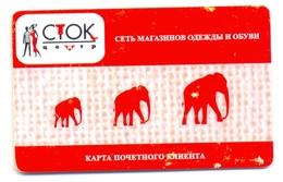 Russia Remise Stock-center Vêtements L'éléphant - Altre Collezioni